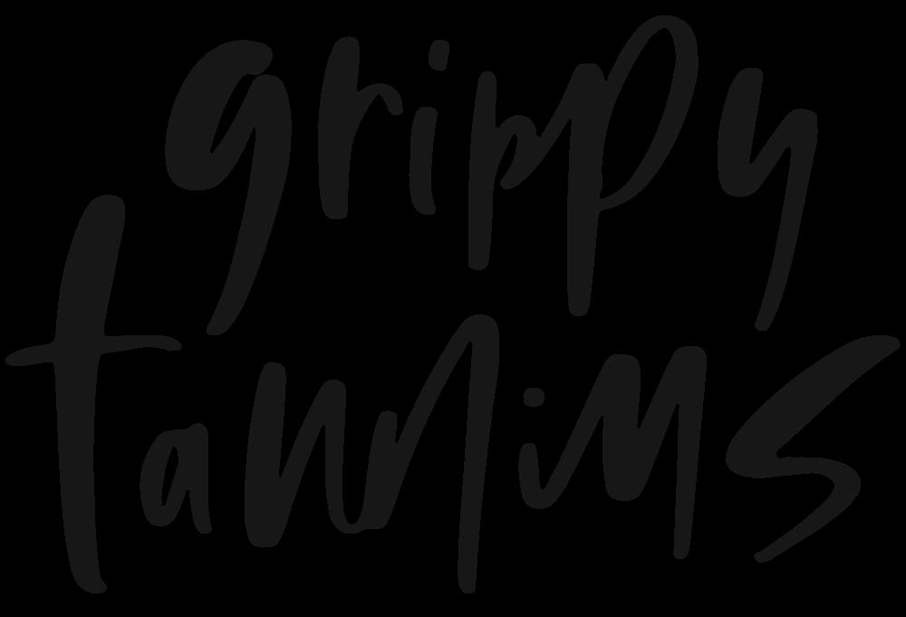 Grippy Tannins